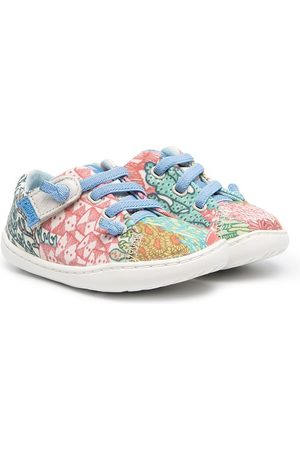 Camper Sneakers - Patchwork design sneakers