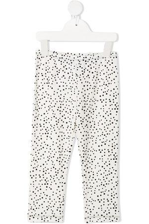 Mimisol Polka-dot pattern leggings