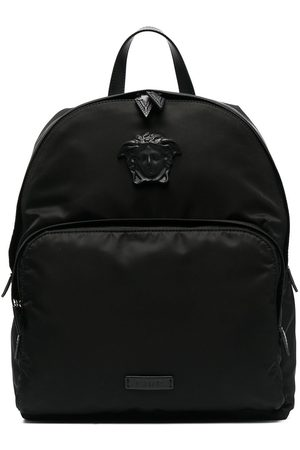 VERSACE Men Rucksacks - Medusa-motif backpack