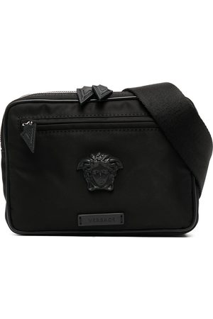 VERSACE Medusa plaque belt bag
