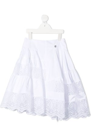 ERMANNO SCERVINO JUNIOR Asymmetric flared skirt
