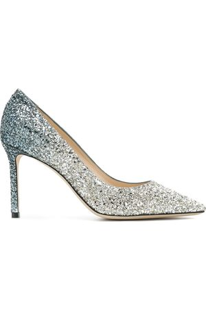 Jimmy Choo Women Heels - Romy 85 pumps - Metallic