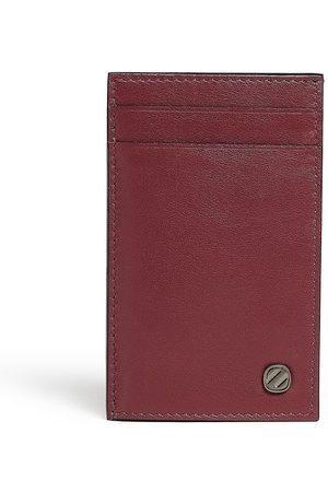Ermenegildo Zegna Men Wallets - Logo-embellished billfold cardholder