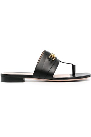 Bally Horsebit-detail leather sandals