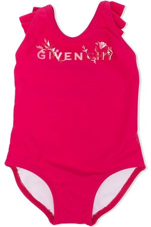 Givenchy Baby Swimsuits - Logo-print swimsuit