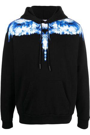 Marcelo Burlon County of Milan Smoke Wings cotton hoodie