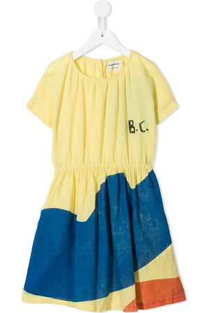 Bobo Choses Graphic-print short-sleeve dress