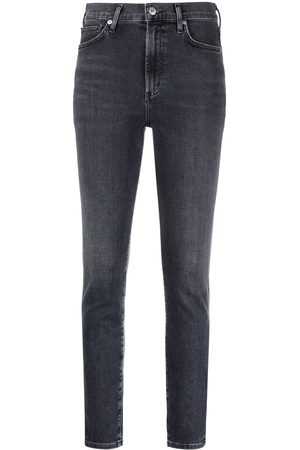 Citizens of Humanity High-rise slim-fit jeans