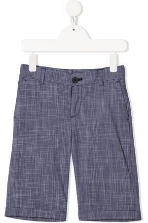 HUGO BOSS Boys Bermudas - Mid-rise Bermuda shorts