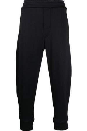 Emporio Armani Men Sweatpants - Tapered track trousers