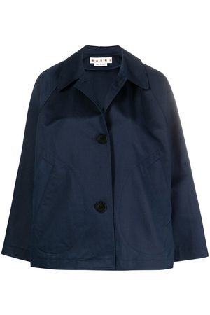 Marni Flared shirt jacket