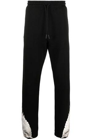 Marcelo Burlon County of Milan Wings print track pants