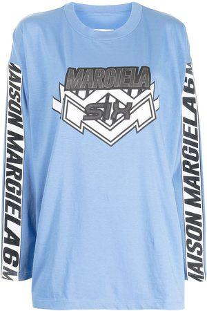 MM6 MAISON MARGIELA Graphic-print sweatshirt
