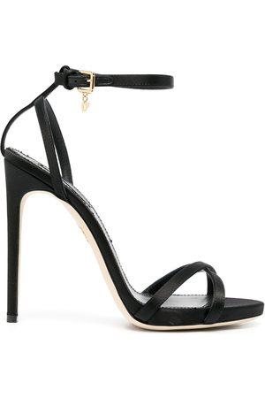 Dsquared2 Women Heeled Sandals - Strappy 130mm stiletto sandals