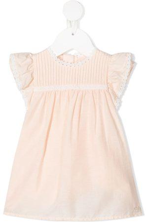 Chloé Baby Casual Dresses - Ruffled sleeveless midi dress
