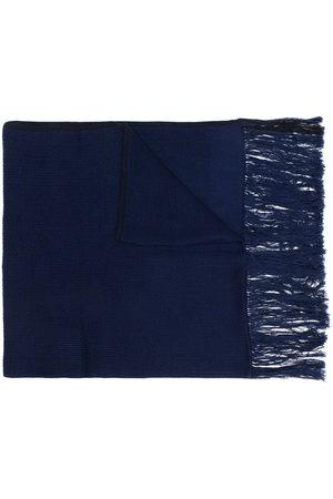 NORLHA Fringed-edge scarf