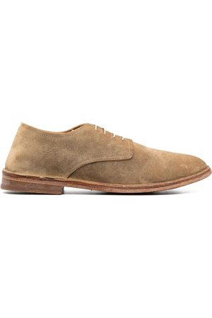 Moma Round toe oxford shoes - Neutrals