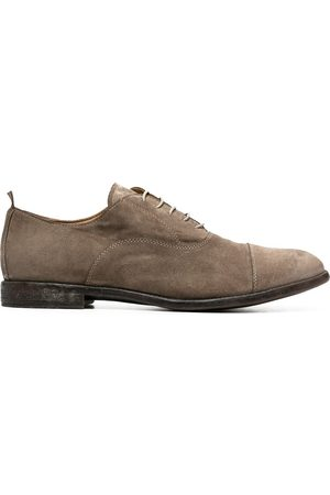 Moma Suede Oxford shoes - Neutrals