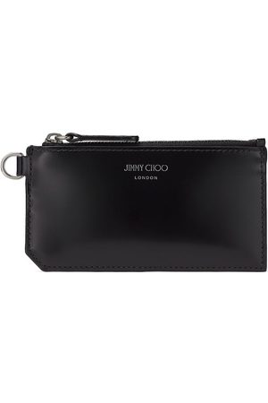 Jimmy Choo Ingo leather wallet