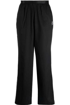 Karl Lagerfeld Men Pajamas - Logo waistband pajama trousers