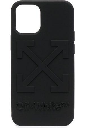 OFF-WHITE Arrows-motif iPhone 12 mini case