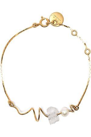 Marni Women Bracelets - Squiggle embellished bracelet