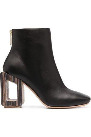 Nicholas Kirkwood JOAQUIM 85mm hollow-heel boots