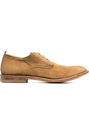MOMA Lace-up suede Derby shoes - Neutrals