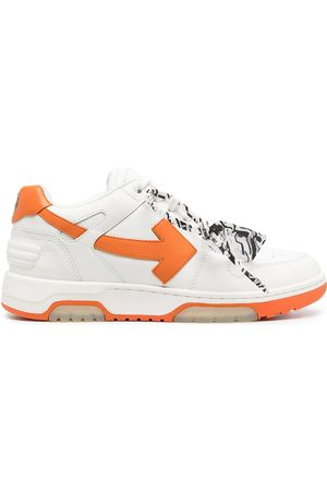 OFF-WHITE Men Sneakers - Out Of Office ridged sneakers