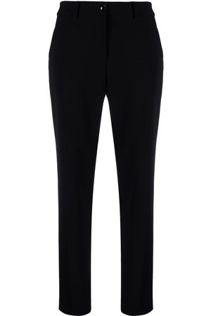 Moschino Women Skinny Pants - High-waisted slim fit trousers
