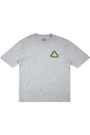 PALACE P3 cotton T-shirt - Grey