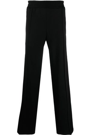 VERSACE Embroidered-logo track pants