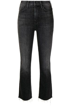 Mother Hustler straight-leg jeans