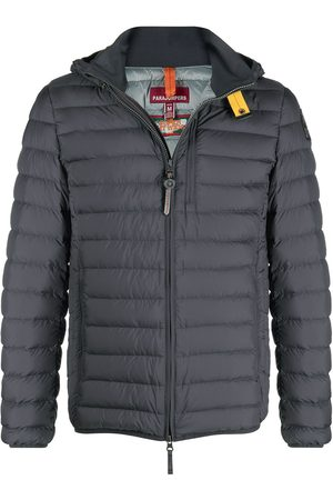 Parajumpers Men Puffer Jackets - Padded zip-up down jacket