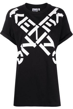 Kenzo Women T-shirts - Logo-print T-shirt