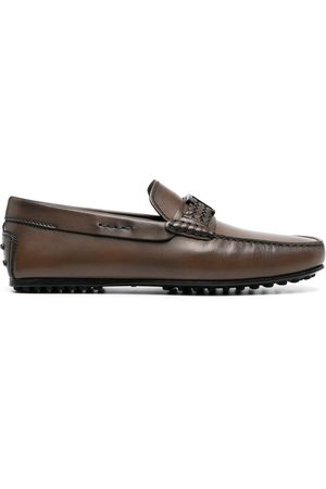 Tod's Men Loafers - City Gommino driving shoes