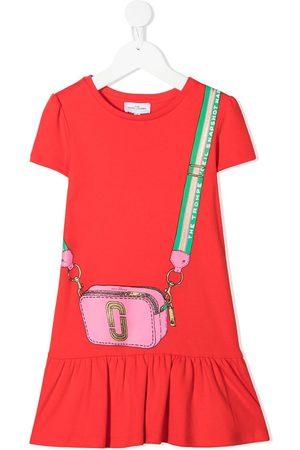 The Marc Jacobs Snapshot bag print T-shirt dress