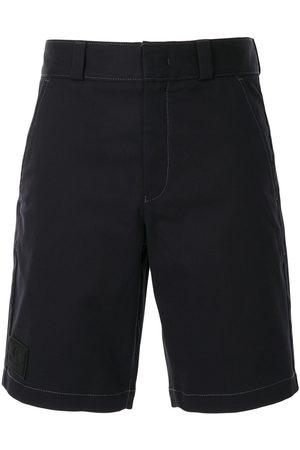 Calvin Klein Men Shorts - Logo patch contrast stitch shorts
