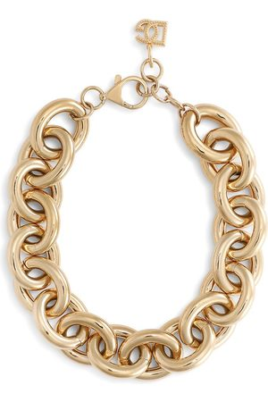 Dolce & Gabbana Chunky rolo chain necklace