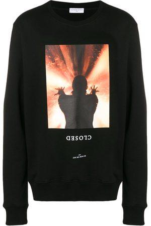 Ih Nom Uh Nit Closed print sweatshirt