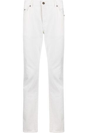Saint Laurent Men Slim - Stonewashed slim-fit jeans