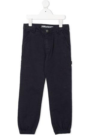 Zadig & Voltaire Boys Skinny Pants - Slim-cut trousers