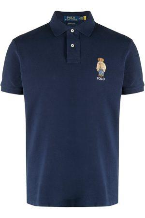 Polo Ralph Lauren Embroidered-logo cotton polo shirt