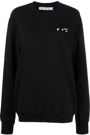 OFF-WHITE Logo-print sweatshirt