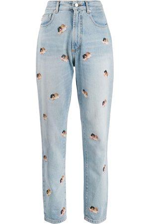 Fiorucci Women Straight - Mini Angels Tara jeans