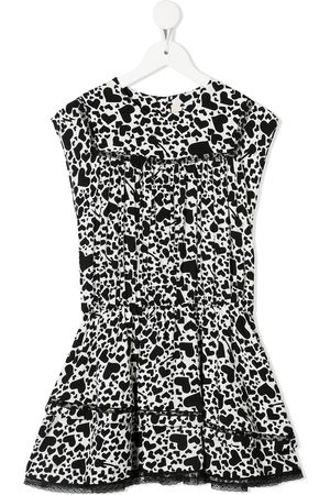 Zadig & Voltaire Heart-print a-line dress
