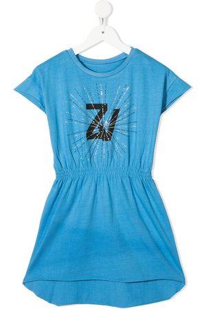 Zadig & Voltaire Rhinestone-embellished elasticated dress