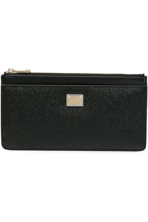 Dolce & Gabbana Women Wallets - Logo-plaque purse