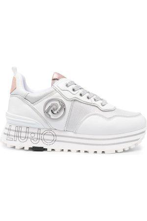 Liu Jo Women Platform Sneakers - Panelled platform-sole sneakers