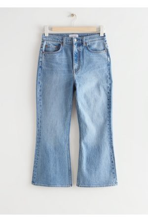 & OTHER STORIES Women Jeans - Mood Cut Cropped Jeans